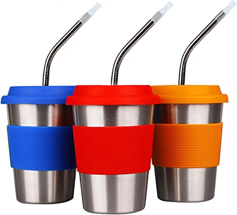 Three Silicone Sleeves Durable and Sustainable Use 1 Piece 1 Set
