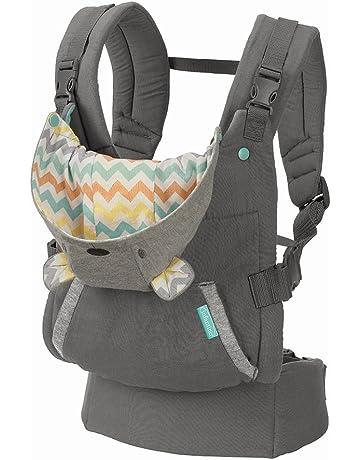 Infantino Cuddle Up Ergonomic Hoodie Carrier, Grey 45c0f970350