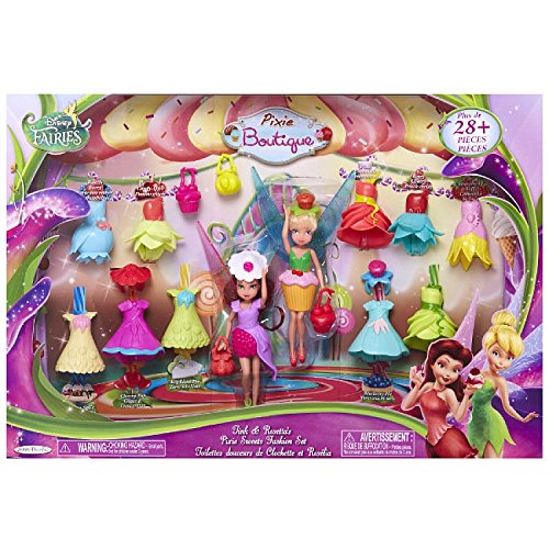 Jakks Pacific - 85053 - Coffret pixie boutique - Fairies - 25 + Pieces