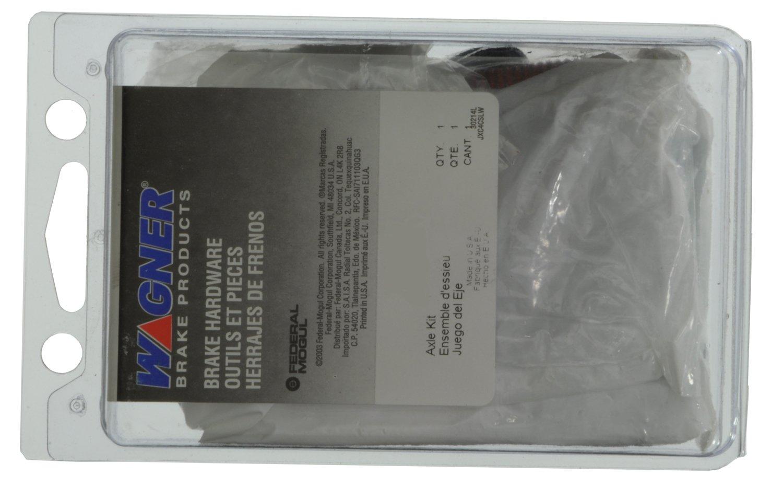Wagner H7250 Parking Brake Hardware Kit, Rear