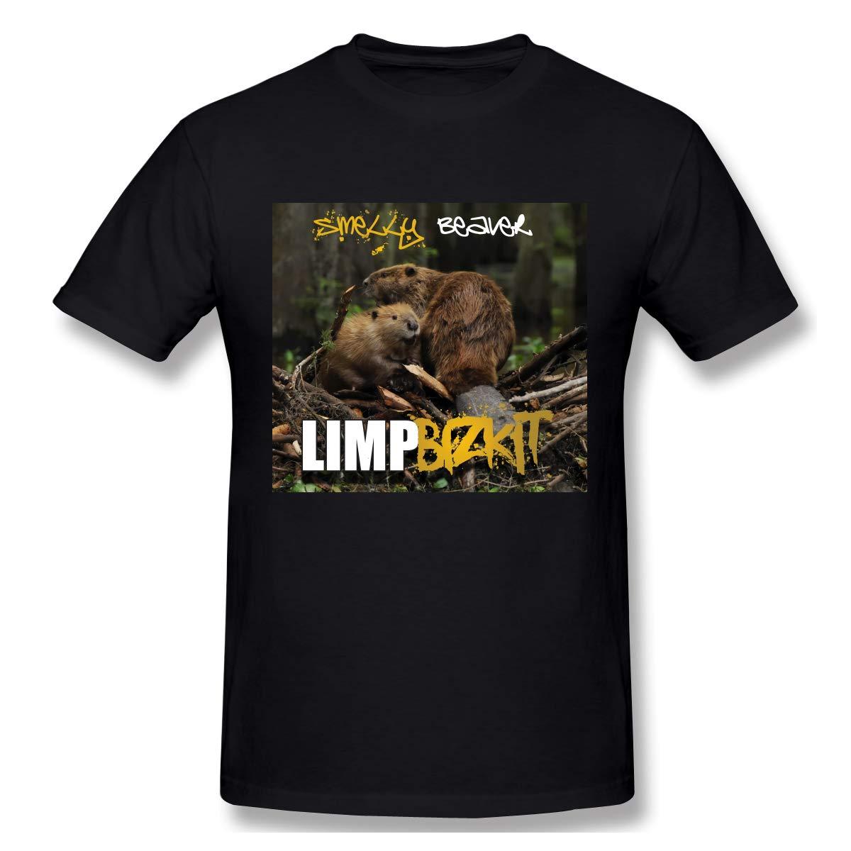 Limp Bizkit Smelly Beaver Unique Design Leisure Ts