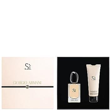 Giorgio Armani Si Eau De Parfum 100 Ml Body Lotion 75 Ml Amazon