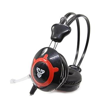 Fantech Cascos Auriculares Gaming con micrófono | Ideales para Jugar