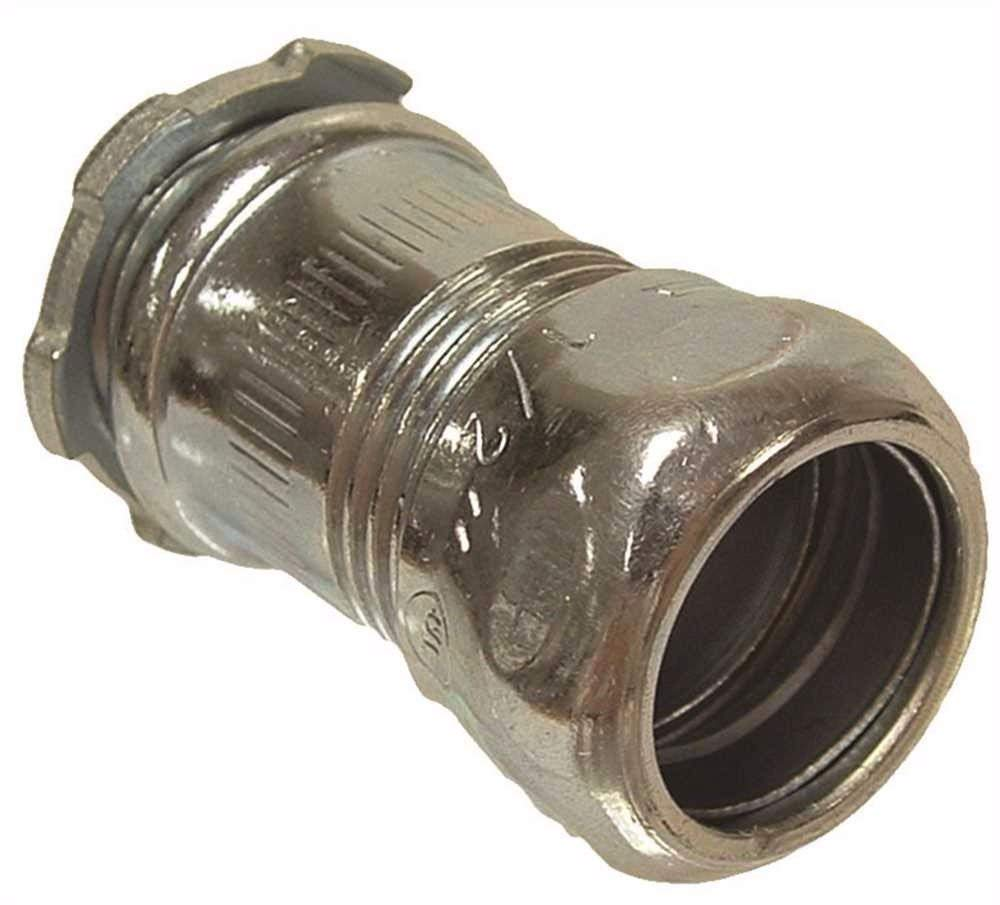 Hubbell 2903 Emt Compression Connector 3/4'' Trade Size - Steel