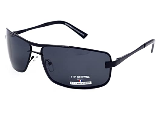 46075dd72ef TED BROWNE London Polarised Car Driving Sunglasses for Man Cycling Fishing  Sport Big Face XL Large