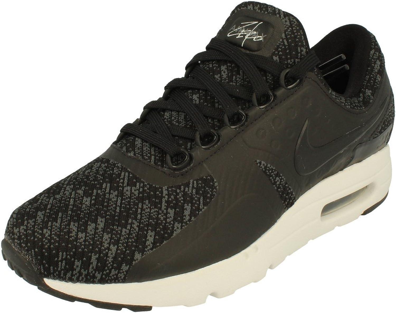 Nike Air MAX Zero Se, Zapatillas de Running para Hombre, Multicolor (Black/Cool Grey-Dark 005), 39 EU: Amazon.es: Zapatos y complementos