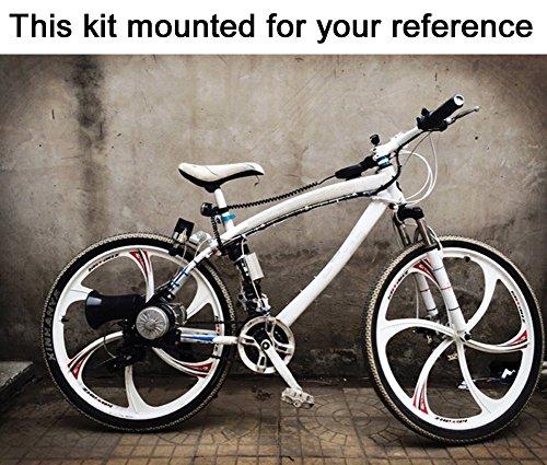Electric Bike Motor Kit Price: 24V 250W Electric Motorized E-Bike Bicycle Conversion Kit