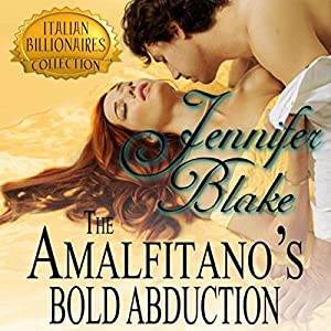 The Amalfitano's Bold Abduction Audiobook