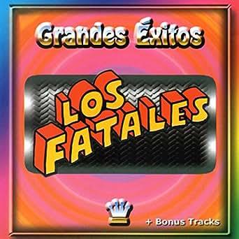Grandes exitos by los fatales on amazon music - Moviendo perchas ...