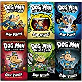 img - for Dav Pilkey Adventures of Dog Man Series 1-6 Books Collection Set (Dog Man, Unleashed, A Tale of Two Kitties, Dog Man and Cat Kid [Hardcover], Lord of the Fleas [Hardcover], Brawl of the Wild [Hardcove book / textbook / text book