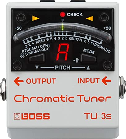 BOSS TU-3S product image 1