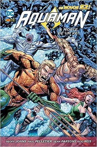Aquaman – A Morte de Um Rei