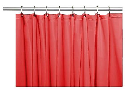 Amazon Venice Elegant Home Heavy Duty Vinyl Shower Curtain