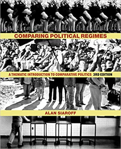 Comparing Political Regimes: A Thematic Introduction to