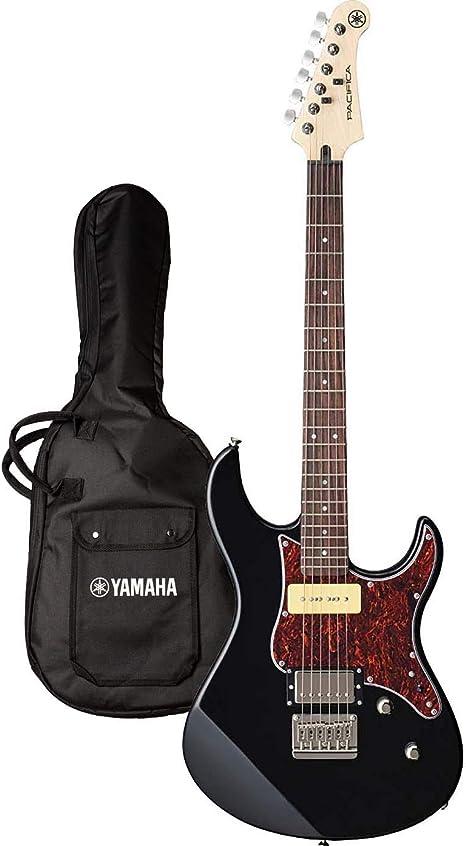 Yamaha Pacifica 311h BL solid-body – Guitarra eléctrica, color negro: Amazon.es: Instrumentos musicales