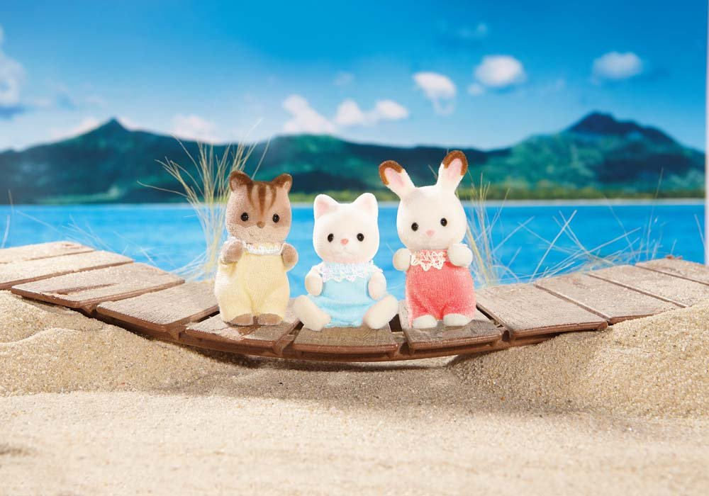 Calico Critters CC1482 Baby Friends Image 2