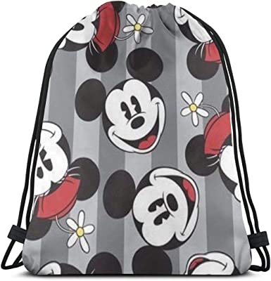 Mickey Mouse Drawstring Bag 12 inch