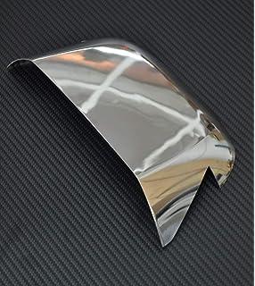 Cubierta del sensor de rejilla delantera de acero inoxidable para la nueva decoración de camiones XF