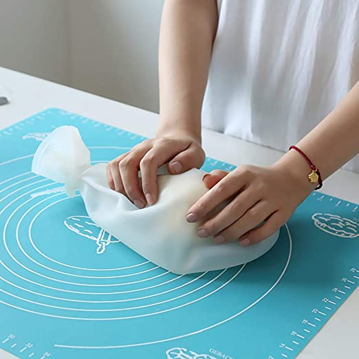 Dough Bag Silicone Kneading Bread Maker Mixing Flour Kitchen Pastry Tools