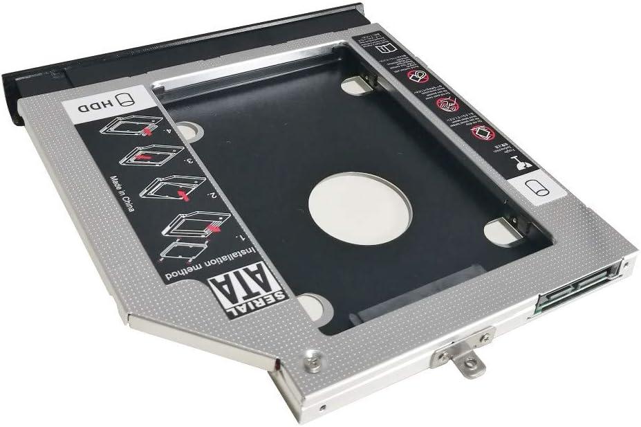 2nd HDD SSD Hard Drive Optical Frame Caddy Adapter for Acer Aspire E5-573 E5-573G E5-574 E5-574G