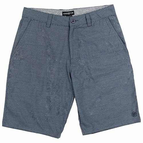 Hang Ten Mens Prospect Walking Short (30, Navy) by Hang Ten (Image #1)