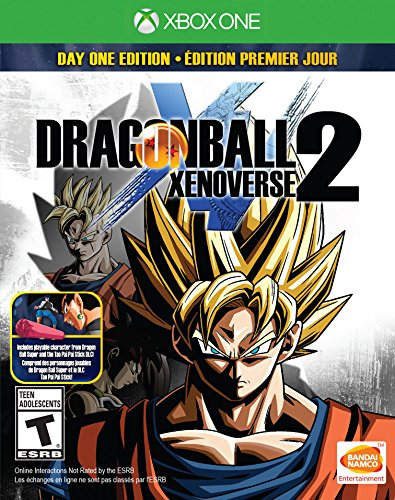 Dragon Ball Xenoverse 2 - Xbox One Day One Edition (Xenoverse 2 Best Moves)