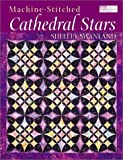 Machine-Stitched Cathedral Stars, Shelley Swanland, 1564773701