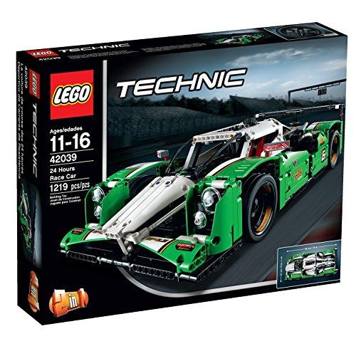 (LEGO Technic 24 Hours Race Car )