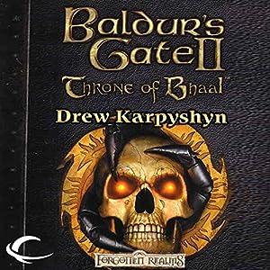 Baldur's Gate II: Throne of Bhaal Audiobook