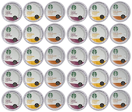 starbucks coffee kcups for keurig brewer 30 piece variety pack - K Cups Bulk