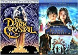 Bridge To Terabithia + The Dark Crystal Adventures 25th Anniversary 2 DVD Animated Fantasy Set Family Movies