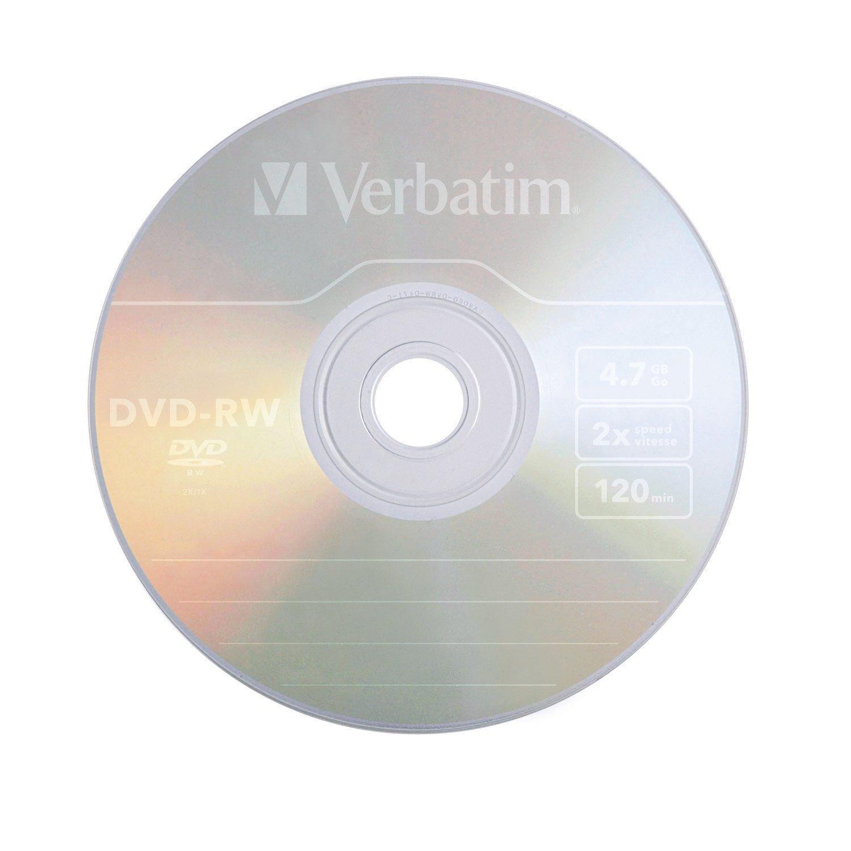 Verbatim 1PK DVD-RW 4.7GB 2X (94501)