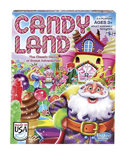 The 8 best candyland with spinner