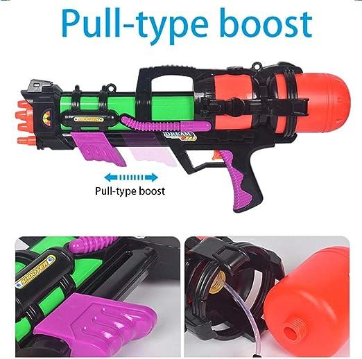 Kathariiy 1 Pack Cartoon Hero Squirt Guns Pistolas de agua para ...