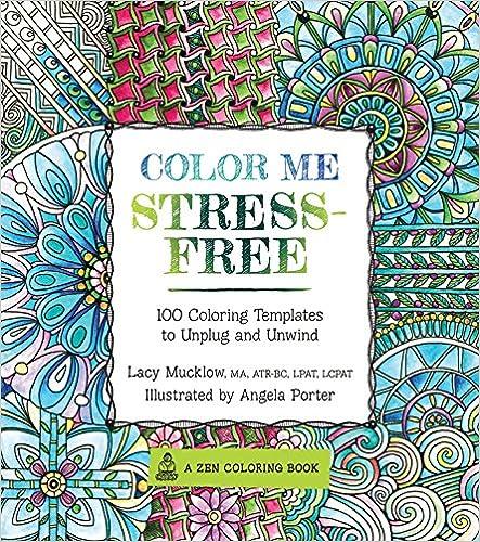 $5.93 (reg $17) Color Me Stres...