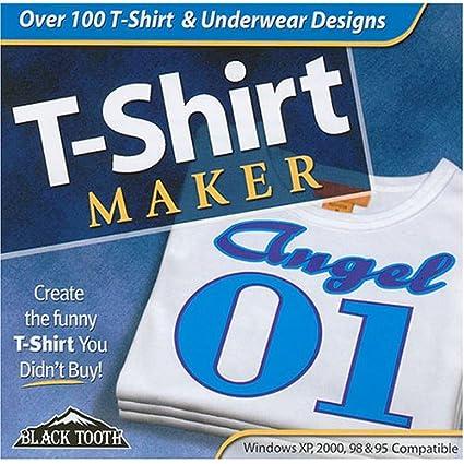 t shirt maker software