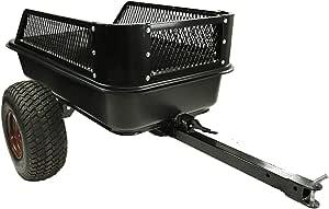 MotoAlliance Impact ATV/UTV Heavy Duty Utility Cart and Cargo Trailer 1500lb Capacity; 15 cu. ft.