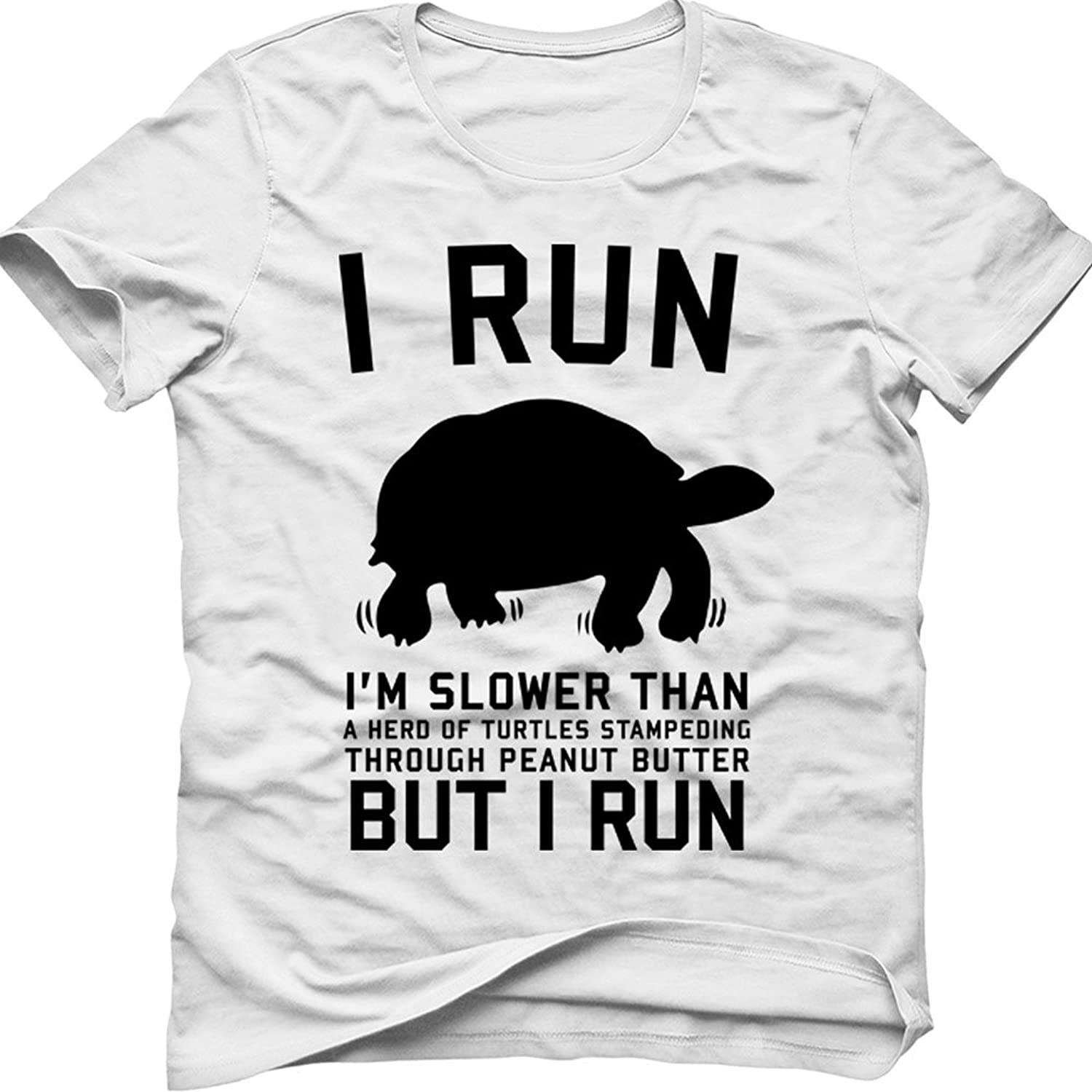 Turtles Run Man's T-Shirt