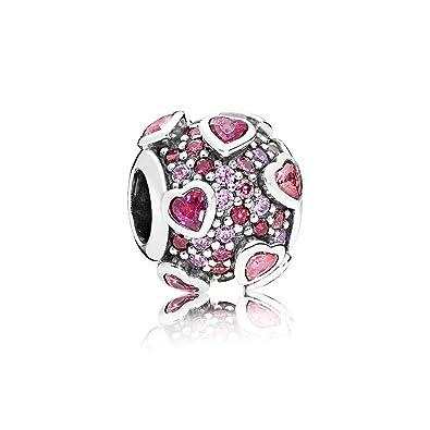 Pandora Women Silver Bead Charm - 796557enmx 4f7zaYvL4