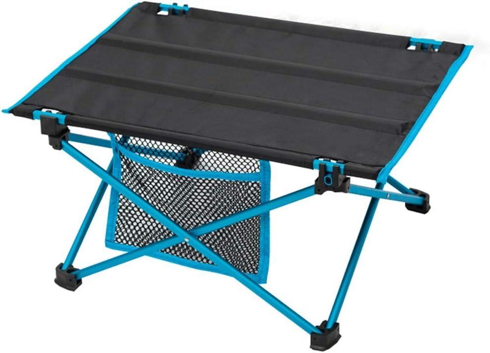 BETTY Tables Outdoor Mini Folding Table Ultra Light Portable Barbecue Picnic Table Aluminum Tea Table Bed Computer Desk 40/×32/×20cm