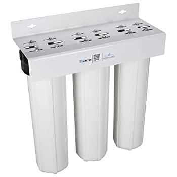 Home Master 3-Stage Whole House Water Filter