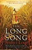 The Long Song by Andrea Levy front cover