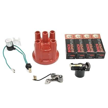 amazon com: iap performance ac905580 tune up kit for vw beetle: automotive