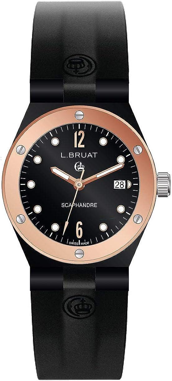 L. Bruat - Reloj de mujer / reloj deportivo