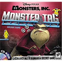 MONSTER TAG (Jewel Case)