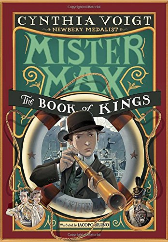 Mister Max: The Book of Kings: Mister Max 3 - Book #3 of the Mister Max book series