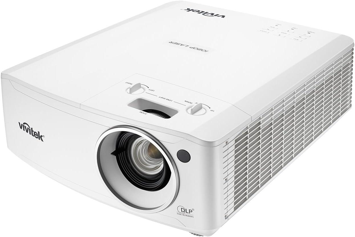 Vivitek DH4661Z Video - Proyector (5000 lúmenes ANSI, DLP, 1080p ...