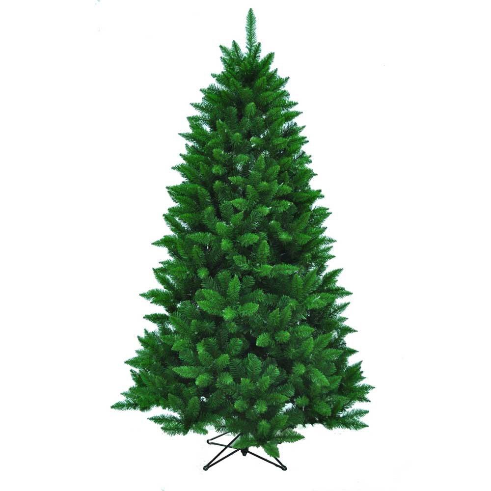 Kurt Adler Tr2326 Pine Christmas Tree With 1026 Tips 50 Inch Girth And Metal .. 2