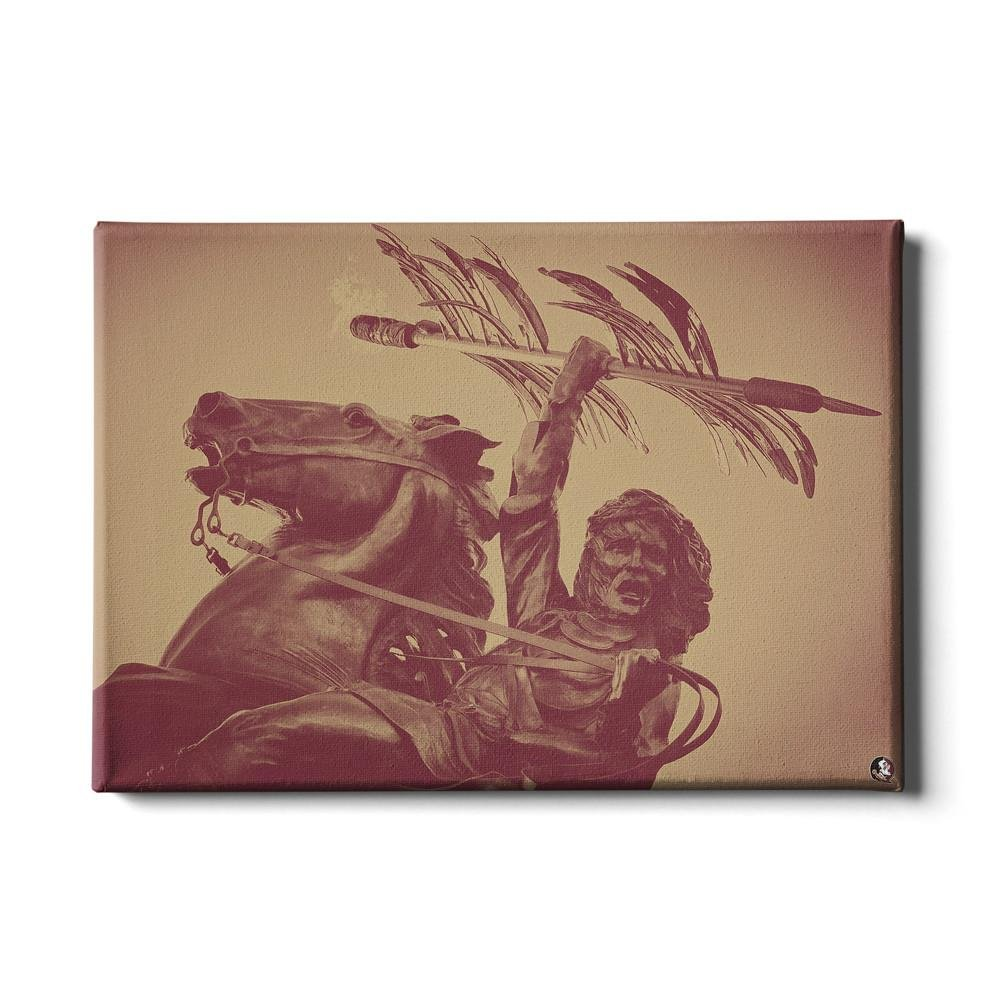 Florida State Seminoles ''Unconquered'' Wall Art