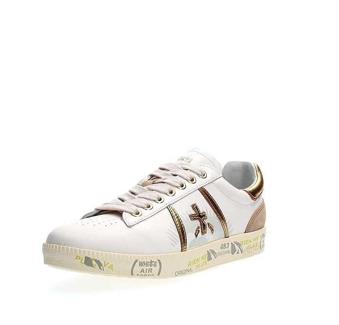 Herren Ss Sneaker Premiata Schuhe Blau 2019 Zaczac 3565